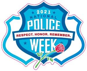 2021 Police Week Decal